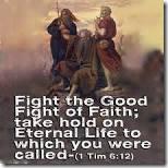 fight of faith