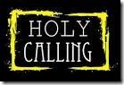 holy calling