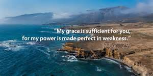 GRACE WEAKNESS CLIFFS