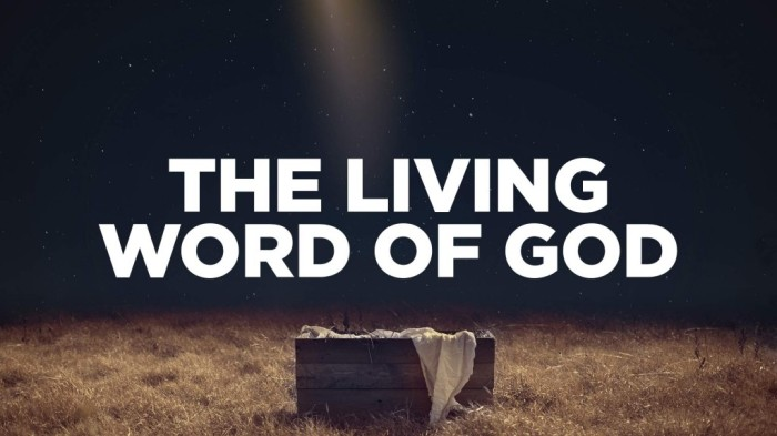 word-of-god